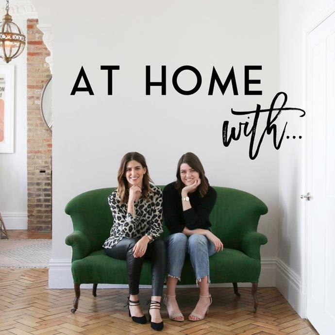 "***AT HOME WITH…*** <br><br> In this podcast, influencers Lily Pebbles and Anna Newton manage to pin down all manner of beauty trailblazers and icons, like make-up artist Lisa Eldridge, founder of luxe beauty brand By Terry, Terry de Gunzburg, and Cult Beauty's Alexia Inge for a chat in their very own homes, and the result is a pretty much like a fun girl's night in. We're talking gossip, funny anecdotes, career advice and sound beauty tips to boot. <br><br> Listen [here](https://www.acast.com/athomewith|target=""_blank""