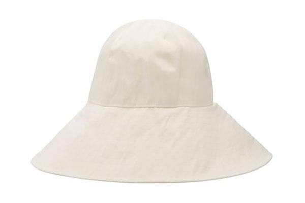 "Hat by Reinhard Plank Hats, $375 at [MATCHESFASHION.COM](https://www.matchesfashion.com/au/products/Reinhard-Plank-Hats-Paz-wide-brim-bucket-hat--1252756&gridSize=4&row=2&column=1|target=""_blank""