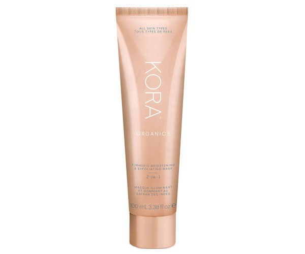 """**Mask by Kora Organics, $59.95 at [Adore Beauty](https://www.adorebeauty.com.au/kora-organics-by-miranda-kerr/kora-organics-turmeric-brightening-exfoliating-mask-2in1-100ml.html  