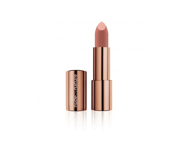 """**[Nude by Nature Moisture Shine Lipstick in Nude](https://nudebynature.com.au/collections/lips 