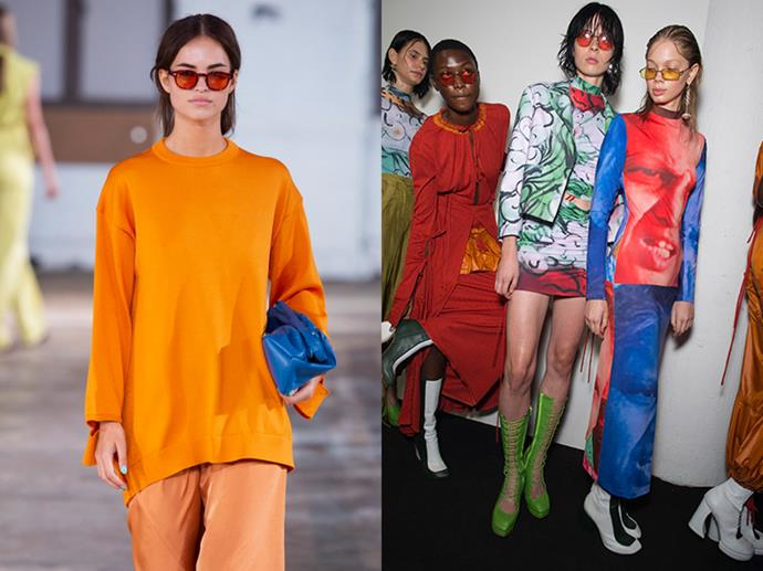 Tibi spring/summer '19, Richard Malon spring/summer '19