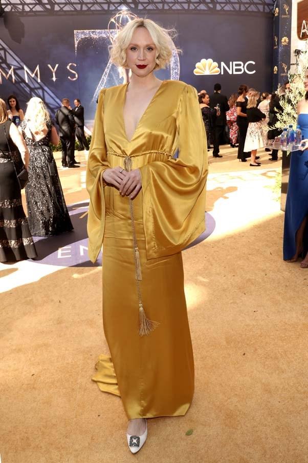 Gwendoline Christie.