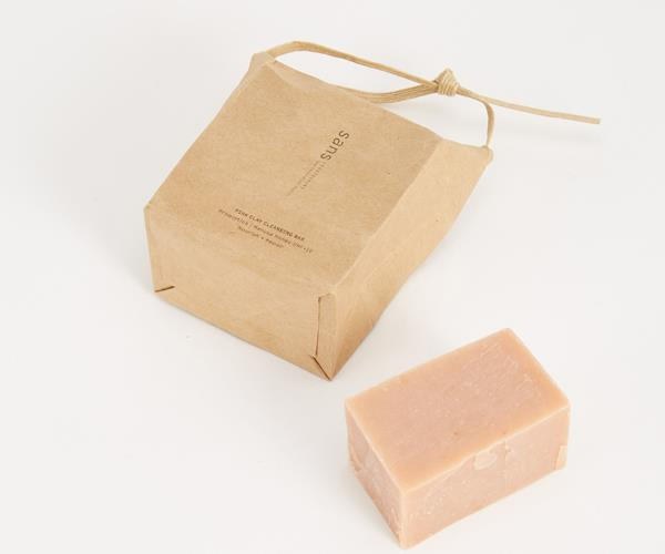 "**Cleansing Bar by Sans Ceuticals, $37 at [My Chameleon](https://www.mychameleon.com.au/beauty/pink-clay-cleansing-bar-sans-ceuticals|target=""_blank""