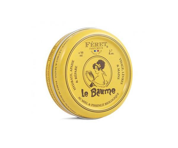 "**Multipurpose Balm by Féret Parfumeur, $29.95 at [Saison](https://www.saison.com.au/feret-le-baume-l-original-balm.html|target=""_blank""
