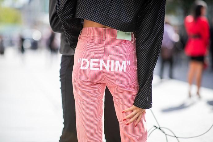 London Fashion Week spring/summer '19