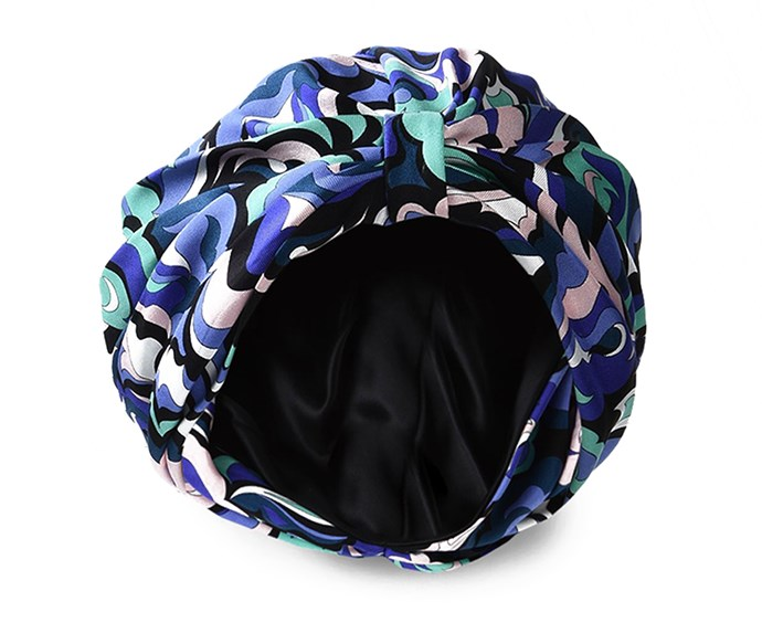 "Emilio Pucci turban, $480 at [Harrolds](https://www.harrolds.com.au/brands/pucci/emilio-pucci/|target=""_blank""
