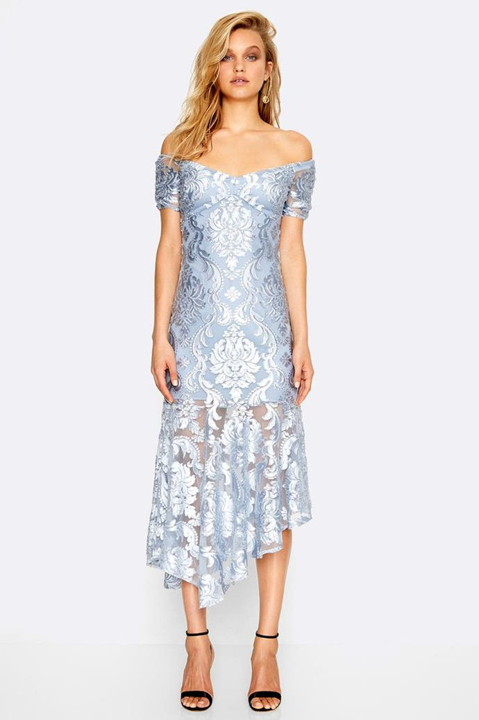 """Alice McCall Dress, $420 at [David Jones](https://www.davidjones.com/brand/alice-mccall/21751026/FLEUR-DE-LYS-GOWN.html
