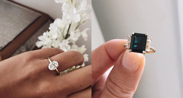 The Engagement Ring Trends That Will Dominate 2019 Elle Australia