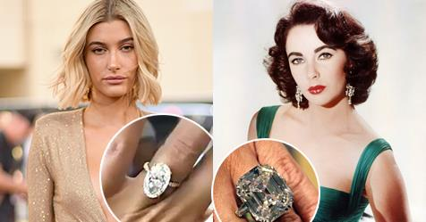 The Most Beautiful (And Biggest) Celebrity Engagement Rings