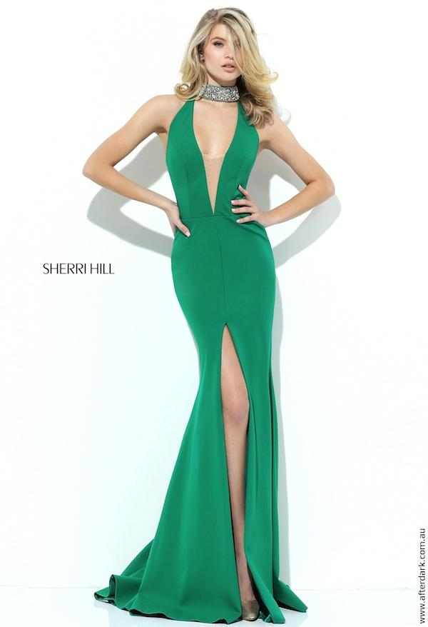 "Sophie wore the 'Bejool' gown by Sherri Hill, $789 at [After Dark Boutique](https://www.afterdark.com.au/shop/black-tie-gowns/s50642/|target=""_blank""