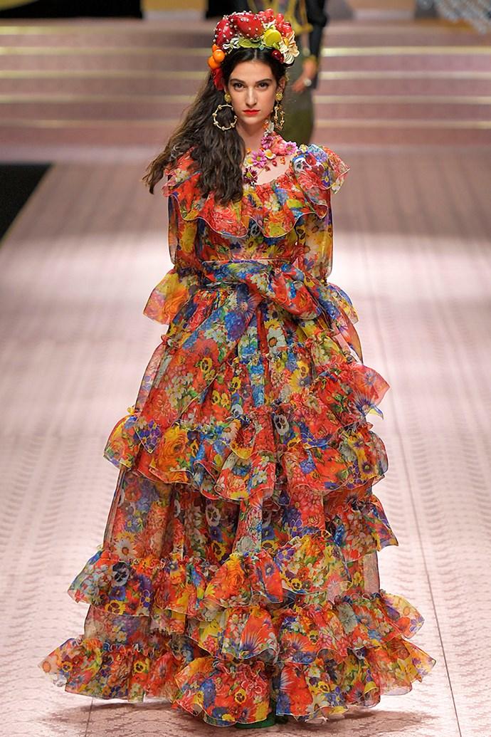 Dolce & Gabbana spring/summer '19