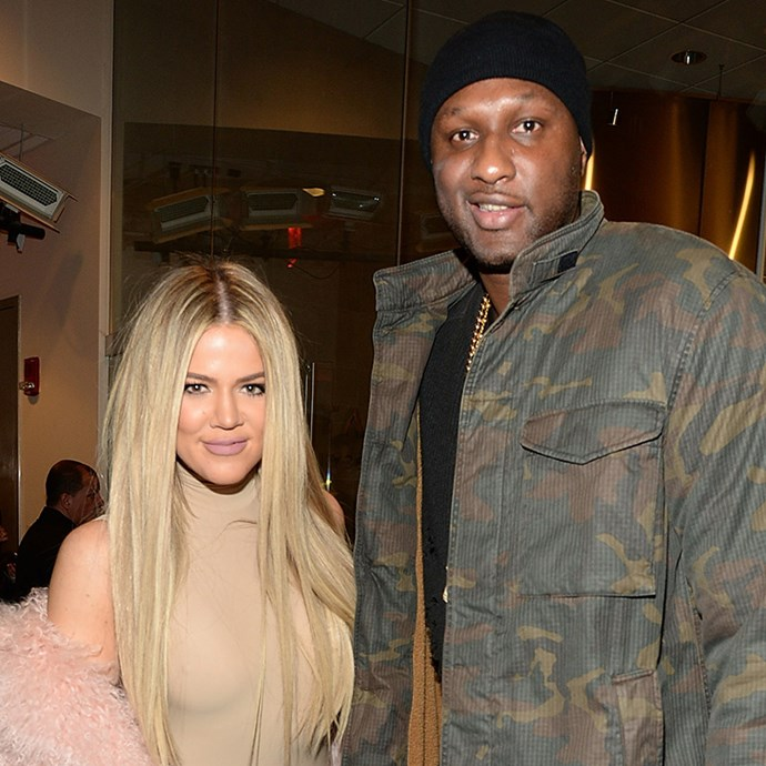 "***Lamar Odom*** <br> It's no secret that Lamar Odom has experienced plenty of hardships in recent years, but his divorce with Khloé Kardashian was especially difficult—taking around three years to properly finalise.  <br><br> While the two are still friendly, Khloé has moved on with Tristan Thompson, and Lamar has been [linked](https://www.usmagazine.com/celebrity-news/news/does-lamar-odom-have-a-new-girlfriend-w507129/|target=""_blank"") to a handful of models."