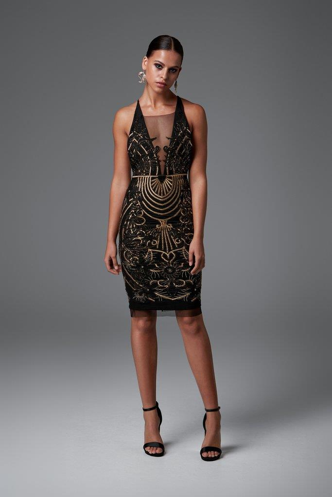 """Brooke wore the 'Marigold' dress, $629 by [Adani Clothing](https://adaniclothing.com.au/collections/dresses/products/marigold-dress