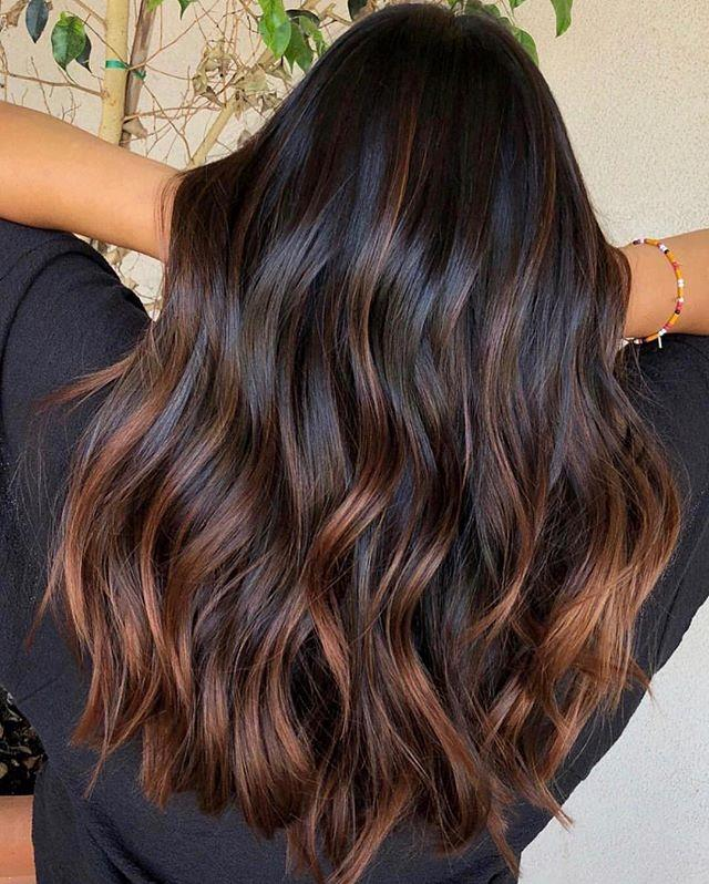 """**3. Cold Brew** <br><br> Image: [@vaianiclarke](https://www.instagram.com/p/BmuID6KBacw/?tagged=coldbrewhaircolor