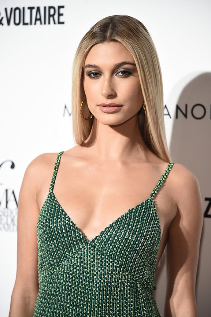 **Hailey Baldwin**