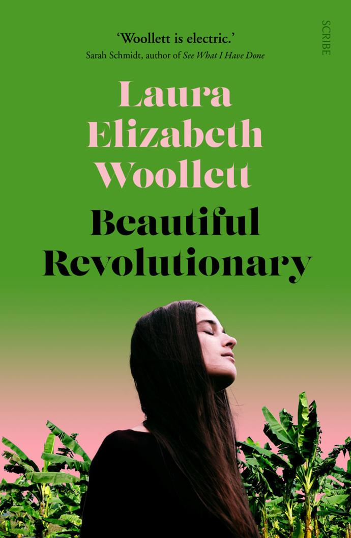 """***Beautiful Revolutionary* by Laura Elizabeth Woollett**<br><Br> Confession: we're fixated by stories about cult followers (like a Kanye West tweet, we indulge it but just can't explain it). For Laura Elizabeth Woollett, the obsession runs deep. <br><Br> Her new novel, Beautiful Revolutionary (out July 30) is a fictionalised take on the events leading up to the Jonestown Massacre in November 1978, when 909 people - including 200 children - died in a """"revolutionary suicide"""", orchestrated by the cult's leader, Jim Jones. <br><Br> Woollett is considered Australia's foremost expert on Jonestown, and her novel is a riveting tale of love, obsession and devotion. If you loved *The Girls* or Netflix's *Wild Wild Country*, this one's for you.<br><Br> *Beautiful Revolutionary* by Laura Elizabeth Woollett, $25 at [Angus & Robertson](https://www.angusrobertson.com.au/books/beautiful-revolutionary-laura-elizabeth-woollett/p/9781925713039
