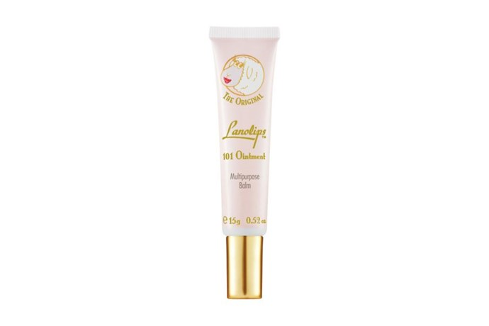 "**Multi-Tasker Extraordinaire: Lanolips 101 Ointment, $18.99 at [Priceline](https://www.priceline.com.au/lanolips-lanolips-101-ointment-multi-purpose-balm-15-g|target=""_blank""