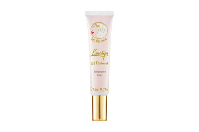 """**Multi-Tasker Extraordinaire: Lanolips 101 Ointment, $18.99 at [Priceline](https://www.priceline.com.au/lanolips-lanolips-101-ointment-multi-purpose-balm-15-g