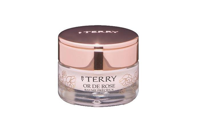 """**For Evening: By Terry Or De Rose Baume Precieux, $88 at [Mecca](https://www.mecca.com.au/by-terry/baume-de-rose/I-003628.html