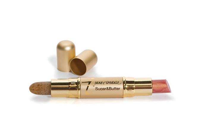 "**Instant Smoother: Jane Iredale Sugar & Butter Lip Exfoliator and Plumper, $58 at [Adore Beauty](https://www.adorebeauty.com.au/jane-iredale/jane-iredale-sugar-butter-lip-scrub-gloss.html?istCompanyId=6e5a22db-9648-4be9-b321-72cfbea93443&istItemId=-xlmxtatqma&istBid=tztx&gclid=Cj0KCQjw9NbdBRCwARIsAPLsnFZYpi2KkEOywhLK7VqnoFDQQ1Go42__1hhmbnpthP27wUz-qgp2LHoaAg1bEALw_wcB|target=""_blank""|rel=""nofollow"")** <br><br> It buffs and polishes your pucker, without irritating."