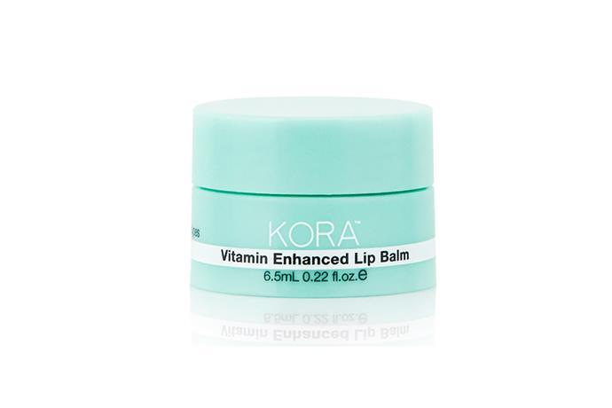 "**100% Vegan: Vitamin Enhanced Lip Balm, $24.95 at [Kora](https://koraorganics.com/products/vitamin-enhanced-lip-balm|target=""_blank""|rel=""nofollow"")** <br><br> Miranda's lush pot full of natural moisturisers is certified organic and super-smoothing."
