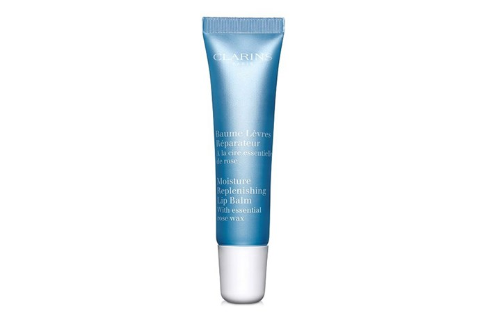 "**Long Lasting: Clairns HydraQuench Moisture Replenishing Lip Balm, $32 at [Myer](https://www.myer.com.au/shop/mystore/3231656?gclid=Cj0KCQjw9NbdBRCwARIsAPLsnFZwWRJNbKvomYj6KU6OkaFrkOqQWYaEBy8dOiULbJ87Rp7ZYt91iu4aAmBwEALw_wcB&gclsrc=aw.ds|target=""_blank""