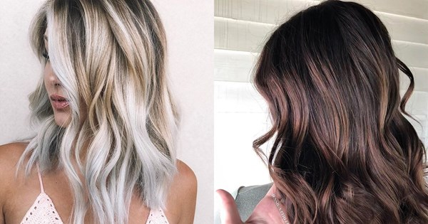 Summer Hair Colour Trends For 2019 Elle Australia