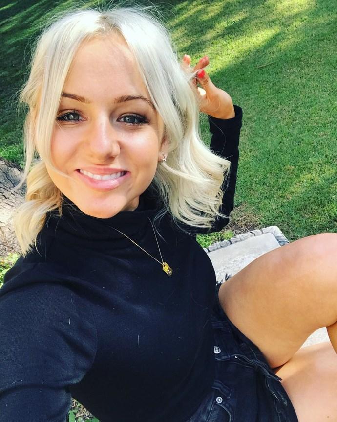 "Christina Karklis / [@christinajkarklis](https://www.instagram.com/christinajkarklis/ target=""_blank"" rel=""nofollow"")<br> Was: 1,400<br> Now: 2,896<br> Difference: **1,496**<br>"