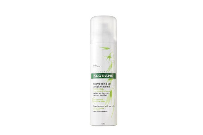 """**Extra Gentle Oat Milk Dry Shampoo 50ml by Klorane, $7.99 at [Adore Beauty](https://www.adorebeauty.com.au/klorane/klorane-oat-milk-dry-shampoo-150ml.html