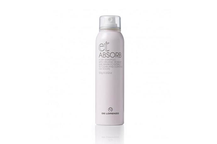 """**Essential Treatments Absorb Dry Shampoo by De Lorenzo, $20.90 at [LF Hair & Beauty Supplier](https://www.lfhair.com.au/product/de-lorenzo-essential-treatments-et-absorb-dry-shampoo-100g
