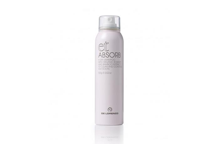 "**Essential Treatments Absorb Dry Shampoo by De Lorenzo, $20.90 at [LF Hair & Beauty Supplier](https://www.lfhair.com.au/product/de-lorenzo-essential-treatments-et-absorb-dry-shampoo-100g|target=""_blank""