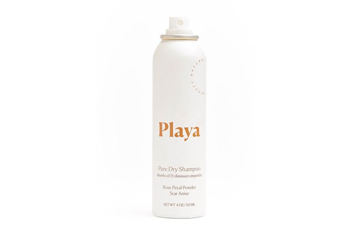 """**Pure Dry Shampoo by Playa, $38 at [Mecca](https://www.mecca.com.au/playa/pure-dry-shampoo/I-032325.html?cgpath=brands-cv-hair-shampoo-dryshampoo