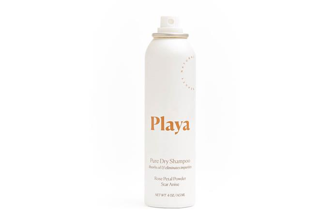 "**Pure Dry Shampoo by Playa, $38 at [Mecca](https://www.mecca.com.au/playa/pure-dry-shampoo/I-032325.html?cgpath=brands-cv-hair-shampoo-dryshampoo|target=""_blank""