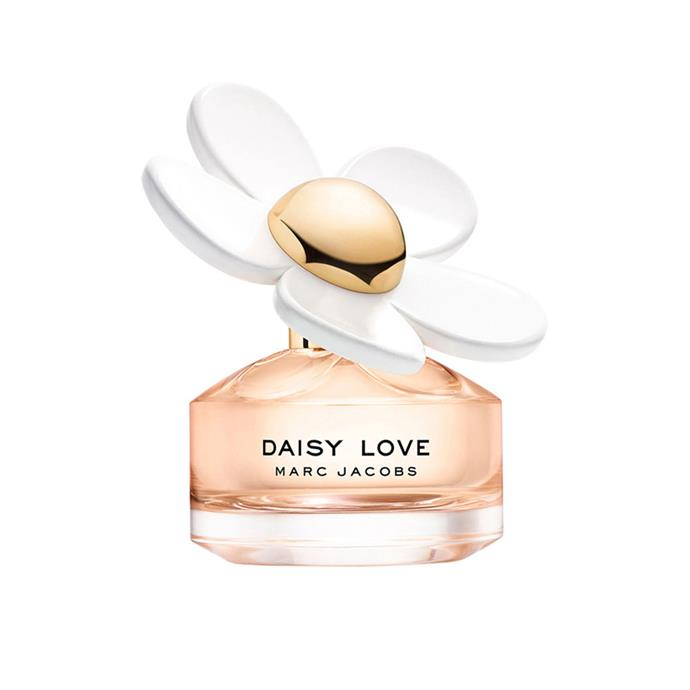 "**Marc Jacobs Daisy Love, $80-$140 at [Myer](https://www.myer.com.au/shop/mystore/daisy-love-edt-629068150|target=""_blank""