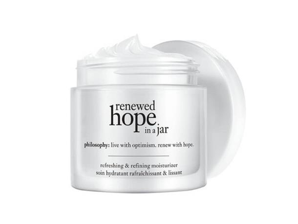 "Philosophy's cream is an all-rounder, providing the skin with hydration and improving the appearance of fine lines, with sweet almond oil and anti-inflammatory properties.<br><Br> Hope in a Jar Cream by philosophy, $68 at [MECCA](https://www.mecca.com.au/philosophy/renewed-hope-in-a-jar/V-020582.html|target=""_blank""