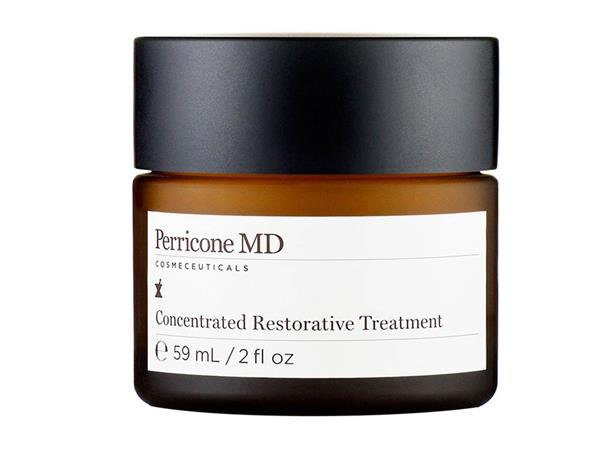 "This paraben-free, Vitamin C rich anti-aging cream works to improve the skin's texture, and reduce discolouration.<br><Br> Concentrated Restorative Treatment by Perricone MD, $154 at [MECCA](https://www.mecca.com.au/perricone-md/concentrated-restorative-treatment/I-006624.html|target=""_blank""