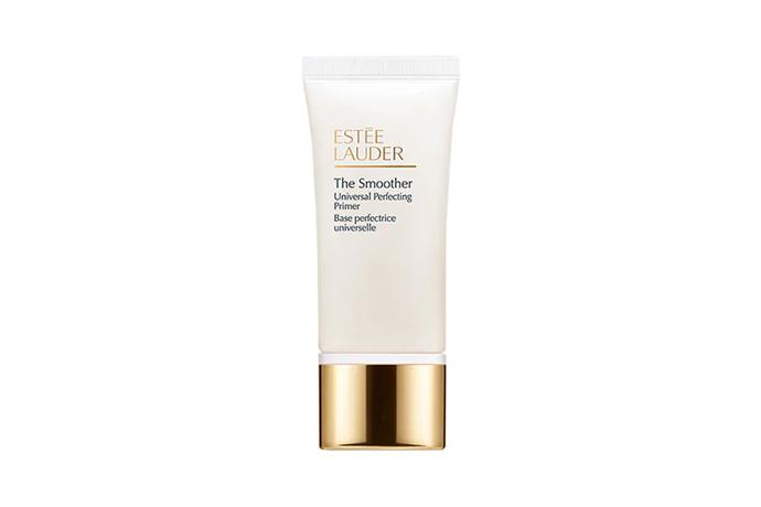"**The Smoother Universal Perfecting Primer by Estee Lauder, $50 at [Adore Beauty](https://www.adorebeauty.com.au/estee-lauder/estee-lauder-perfecting-primer-the-smoother.html|target=""_blank""