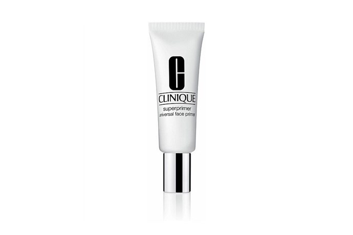 "**Superprimer Face Primer by Clinique, $53 at [David Jones](https://www.davidjones.com/Product/20691694?istCompanyId=466a8370-6b00-4f27-87e1-ca6839e80dd6&istItemId=-xprlimrqiq&istBid=t&gclid=Cj0KCQjw3ebdBRC1ARIsAD8U0V6yZBeJ6EyZPzkRGe0cMud_a1bDWqmennNGCCd2tFCsODwa0h-CKJwaAhQDEALw_wcB&gclsrc=aw.ds|target=""_blank""