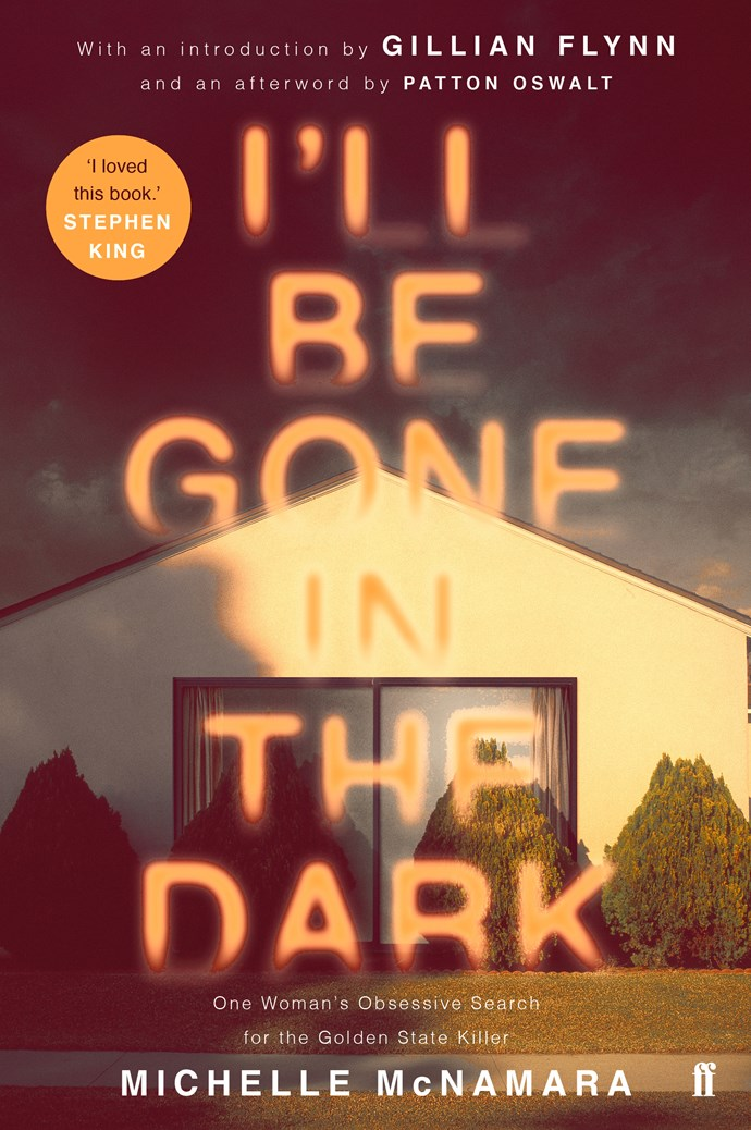 "***I'll Be Gone in the Dark* by Michelle McNamara**<br><br> It's rare that a true crime book leads to a cold case being cracked wide open, but that's exactly what happed with *I'll Be Gone in the Dark*. Michelle McNamara began writing about the case—a serial rapist and killer who terrorised California in the '70s and '80s with more than 13 murders and 50+ rapes—in 2013, before passing away in 2016. Her half-finished book was finished by several writers, including her widowed husband Patton Oswalt.<br><br> In 2018, Sacramento Police announced they had arrested and charged a 72-year-old man with the crimes, the release of the book having reopened the case.<br><br> *I'll Be Gone in the Dark: One Woman's Obsessive Search for the Golden State Killer* by Michelle McNamara, $23.75 at [Booktopia](https://www.booktopia.com.au/i-ll-be-gone-in-the-dark-michelle-mcnamara/prod9780571345144.html|target=""_blank""