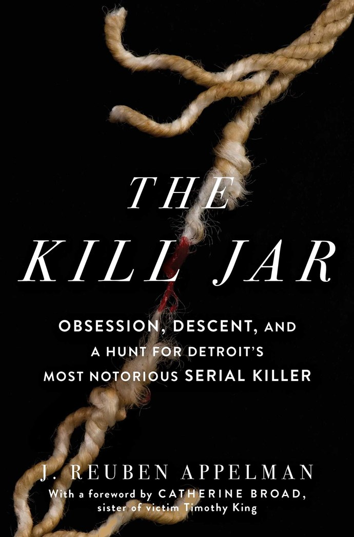 "***The Kill Jar* by J. Reuben Appelman**<br><br> When author J. Reuben Appelman was six, he was the victim of an attempted kidnapping in Detriot in the late '70s. Around this time—between '76 and '77, to be exact—four other children were abducted and murdered. Their bodies, scrubbed clean of evidence, showed evidence that they were well-cared for, fed and clothed. <br><br> But when the murders mysteriously stopped, local police were happy to let the case go cold. Years later, Appelman takes another closer look—and ends up uncovering police corruption, child pornography rings, and unseen evidence.<br><br> *The Kill Jar: Obsession, Descent, and a Hunt for Detroit's Most Notorious Serial Killer* By J. Reuben Appelman, $29.95 at [Booktopia](https://www.booktopia.com.au/kill-jar-j-reuben-appelman/prod9781507204023.html|target=""_blank""