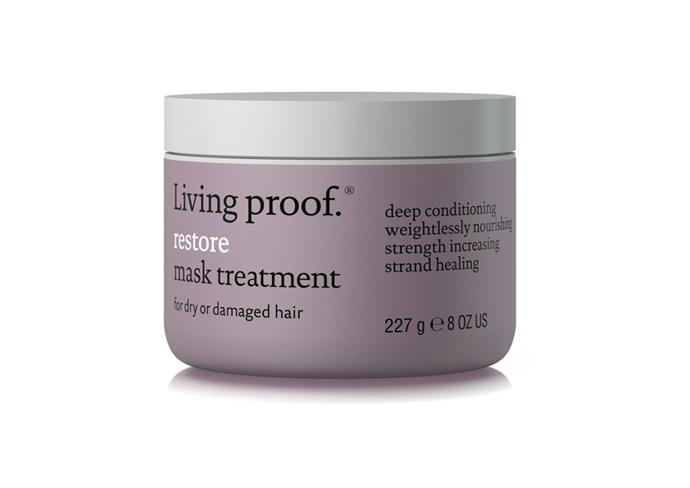 "**Restore Treatment Mask by Living Proof, $63 at [Mecca](https://www.mecca.com.au/living-proof/restore-treatment-mask/I-013418.html|target=""_blank""