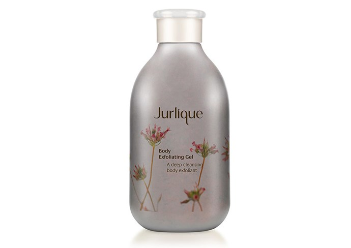 """**Body Exfoliating Gel, $47 at [Jurlique](https://www.jurlique.com.au/body-exfoliating-gel