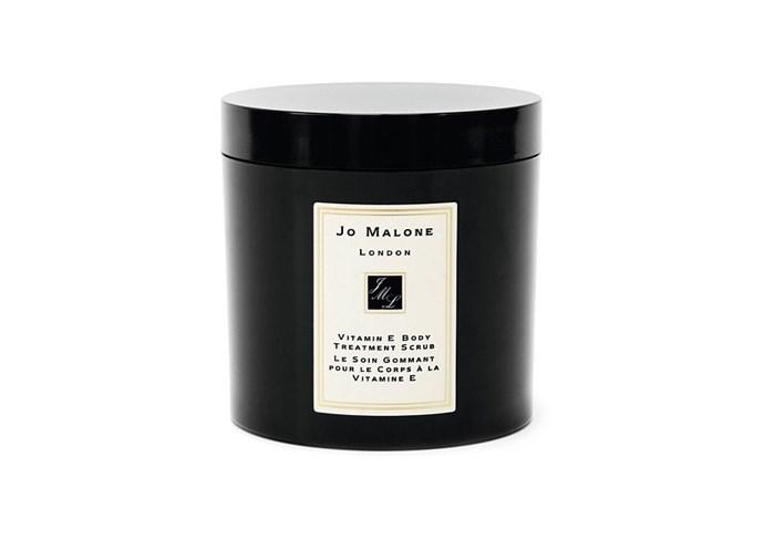 "**Vitamin E Body Treatment Scrub by Jo Malone London, $155 at [David Jones](https://www.davidjones.com/Product/20199311?|target=""_blank""|rel=""nofollow"")** <br><br> An all-over softener combining salt and vitamin E to revitalise skin."