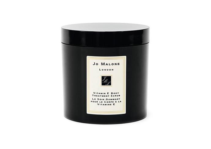 "**Vitamin E Body Treatment Scrub by Jo Malone London, $155 at [David Jones](https://www.davidjones.com/Product/20199311?|target=""_blank""