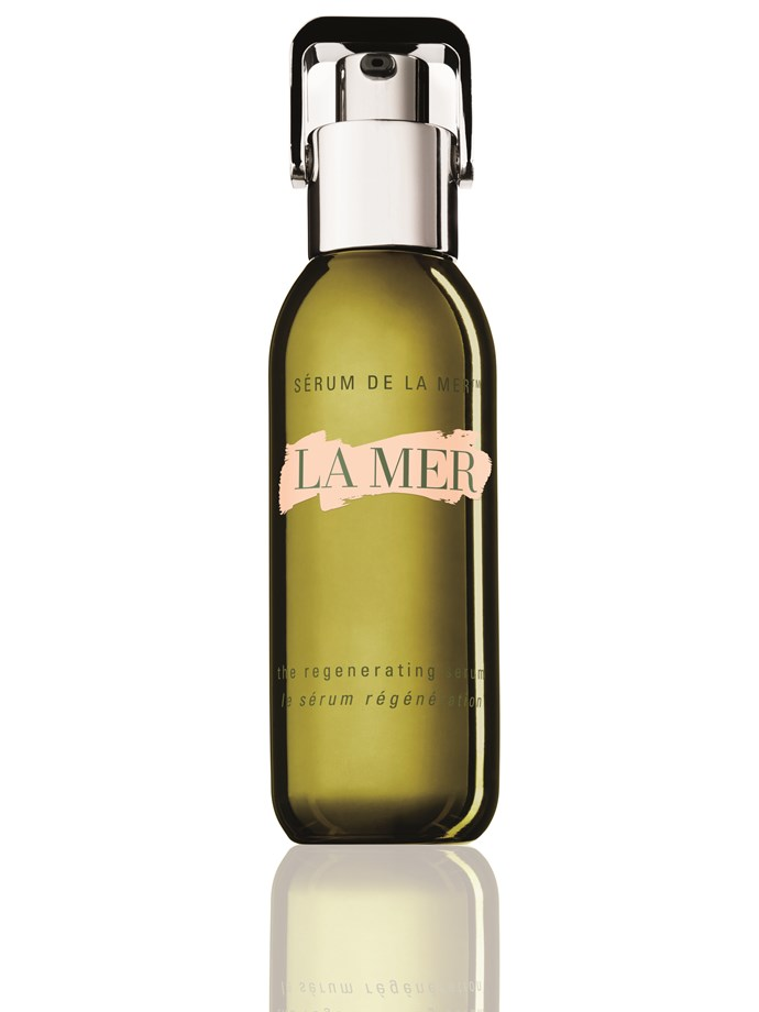 "La Mer's serum is considered to be the crème de la crème of skincare (and is one to add to a wishful-thinking Christmas list). It contains brightening ingredients and nourishes the skin with antioxidants.<br><br> The Regenerating Serum by La Mer, $485 at [La Mer](https://www.mecca.com.au/la-mer/the-regenerating-serum/I-022588.html|target=""_blank""