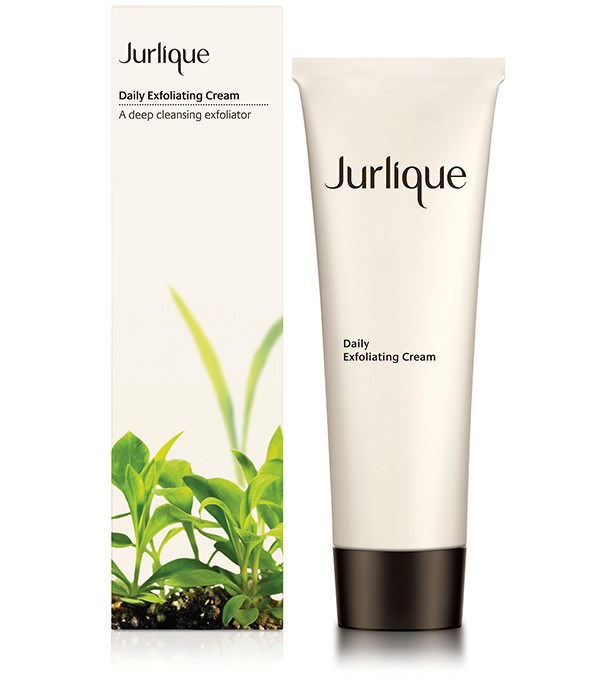 "With ground almond, sesame seed oil and oat bran, Jurlique's exfoliator is all natural.<br><br> Daily Exfoliating Cream, $60 by [Jurlique](https://www.jurlique.com.au/daily-exfoliating-cream|target=""_blank""