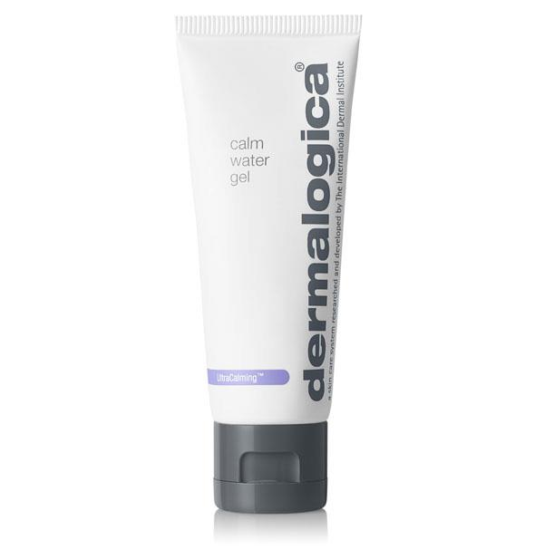 "**Calm Water Gel, $73 at [Dermalogica](https://www.dermalogica.com.au/calm-water-gel/234,en_AU,pd.html|target=""_blank""