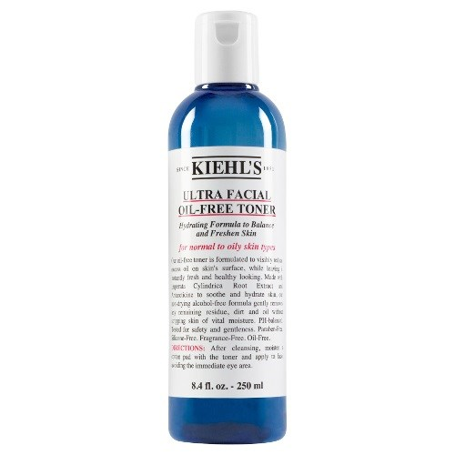 "Having been on the market for eons, Kiehl's' Ultra Facial Oil-Free Toner is the ultimate in banishing unwanted oiliness, stat. It's all in the name.  <br><br> *Ultra Facial Oil-Free Toner by Kiehl's, $33 for 250mL at [ADOREBEAUTY](https://www.adorebeauty.com.au/kiehls/kiehl-s-ultra-facial-oil-free-toner.html|target=""_blank"")*"