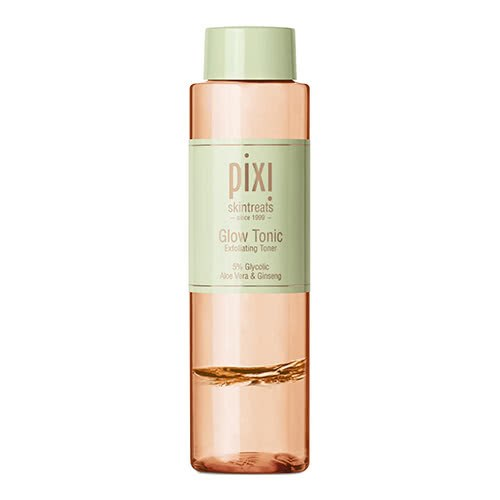 "Under-the-radar skincare brand Pixi's 'Glow Tonic' dispels oily skin and remnants of the day, and works terrifically on an oily mug.  <br><br> *Glow Tonic by Pixi, $46 at [ADOREBEAUTY](https://www.adorebeauty.com.au/pixi/pixi-glow-tonic.html|target=""_blank"")*"