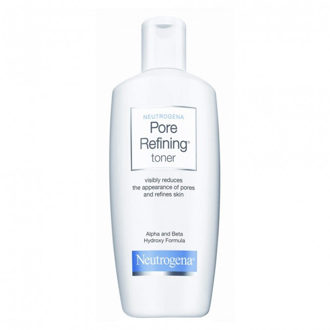 "Love it or loathe it, Neutrogena's Pore-Refining Toner provides an affordable, no-bullshit approach to ridding your face of unwanted oil buildup. Forever an icon.  <br><br> *Pore Refining Toner by Neutrogena, $8.99 for 250mL at [Priceline](https://www.priceline.com.au/skincare/face-care/facial-toners/neutrogena-pore-refining-toner-250-ml|target=""_blank"")*"